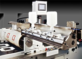 Kohmann 1100 Window Machine